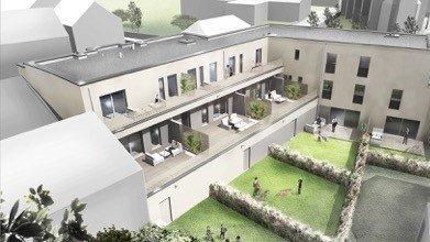 Duplex à vendre 2 chambres à Elvange (Schengen)