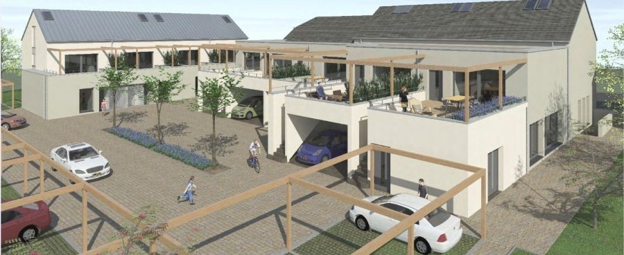 apartment for buy 3 bedrooms 96.92 m² niederanven photo 1