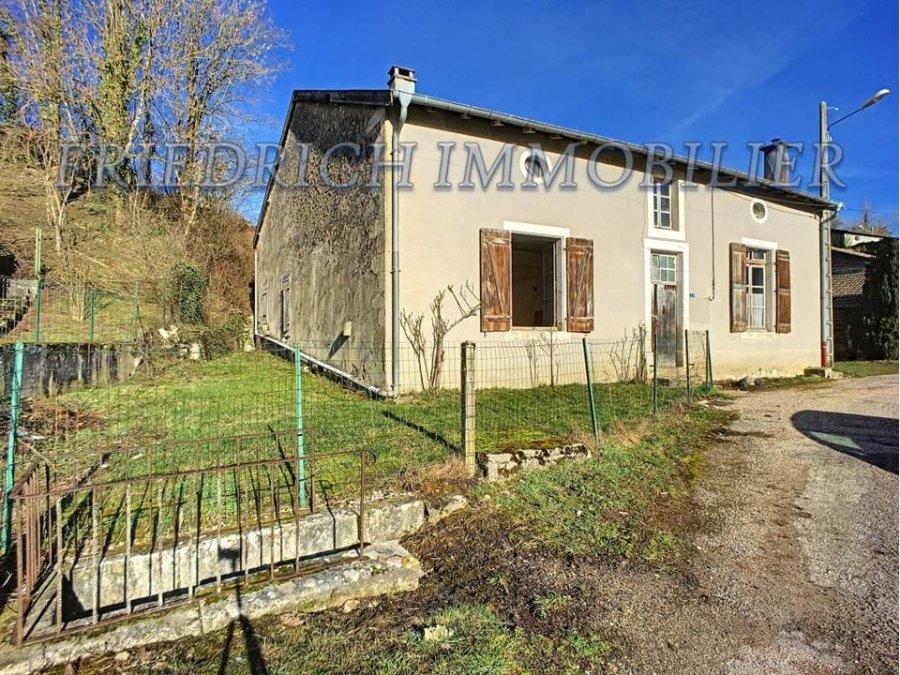 acheter maison 5 pièces 130 m² maxey-sur-vaise photo 1
