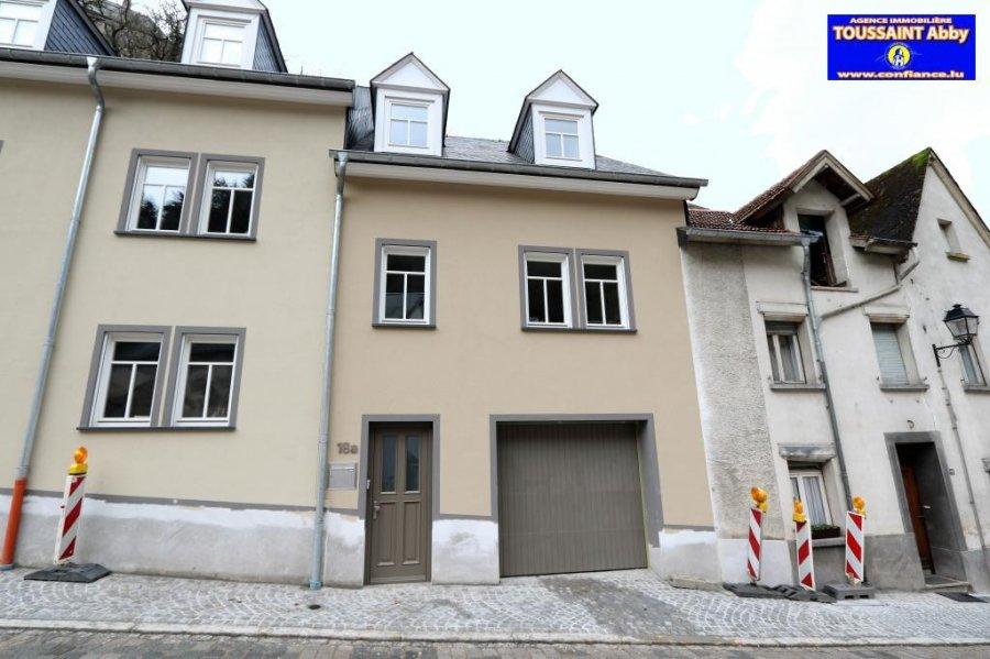 louer maison mitoyenne 1 chambre 70 m² vianden photo 1