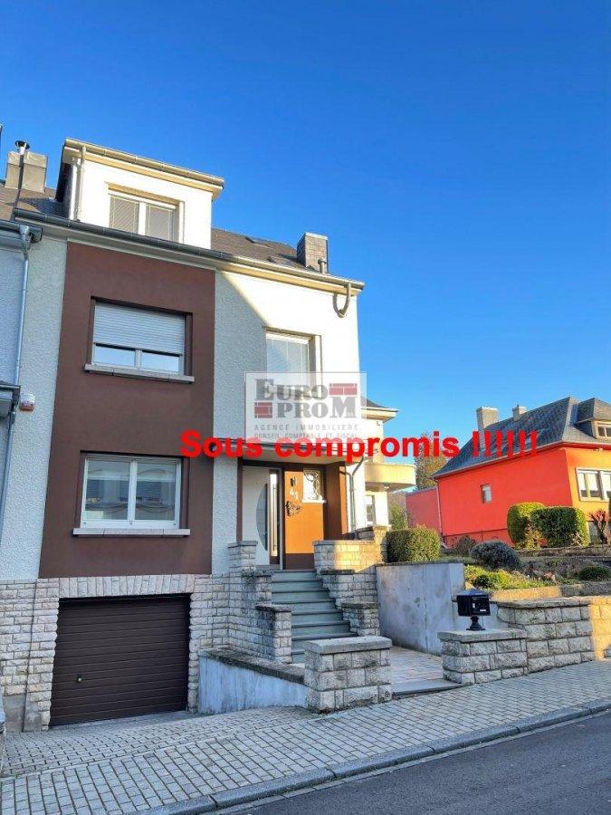 acheter maison jumelée 3 chambres 166 m² schifflange photo 1