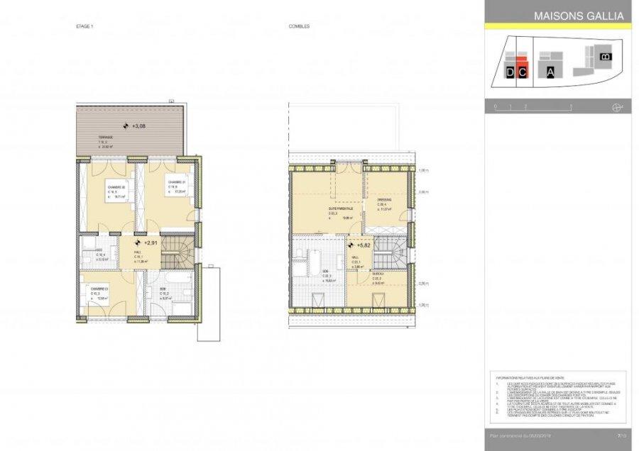 acheter maison jumelée 4 chambres 205 m² niederanven photo 6
