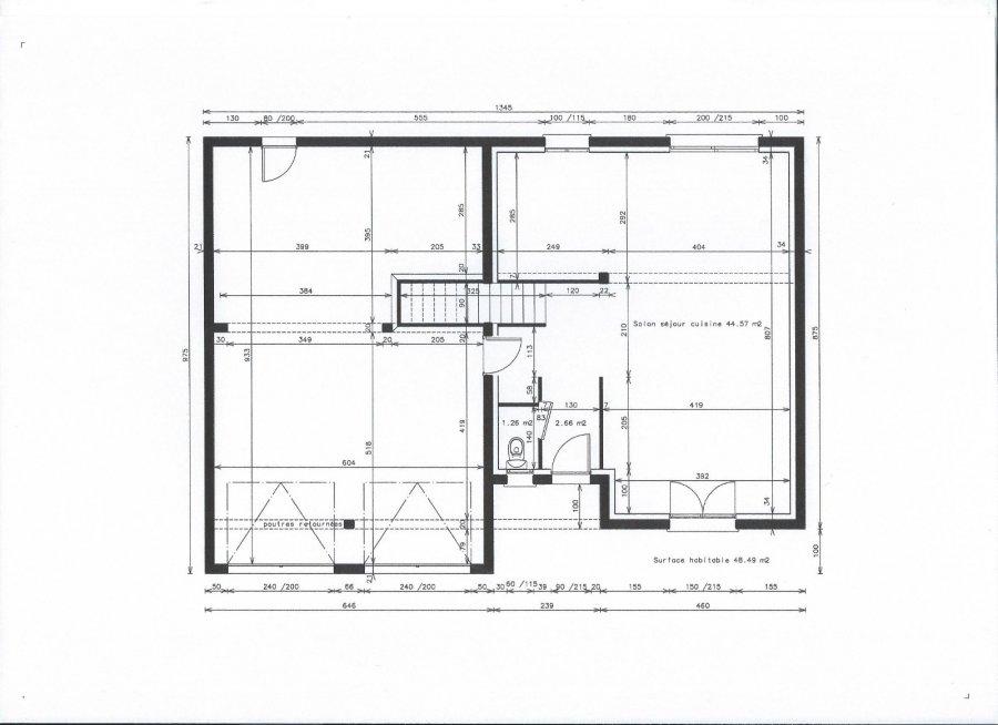 acheter maison individuelle 6 pièces 115 m² saint-julien-lès-metz photo 2