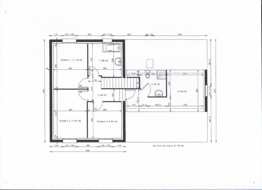 acheter maison individuelle 6 pièces 115 m² saint-julien-lès-metz photo 3