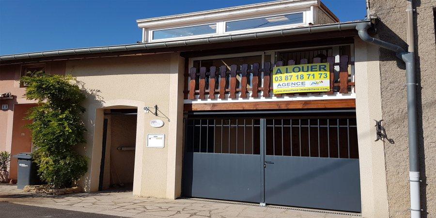 Maison à louer F3 à Solgne