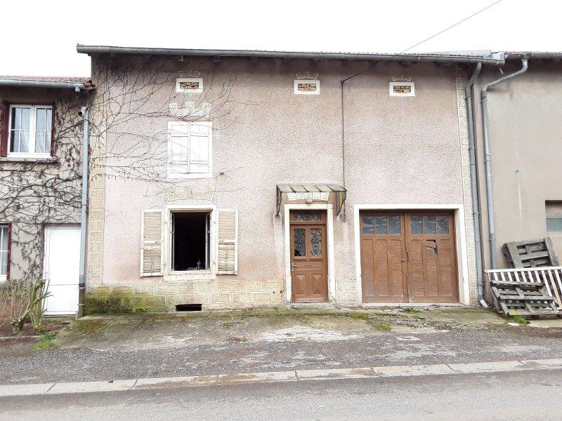Maison à vendre F1 à Arraincourt