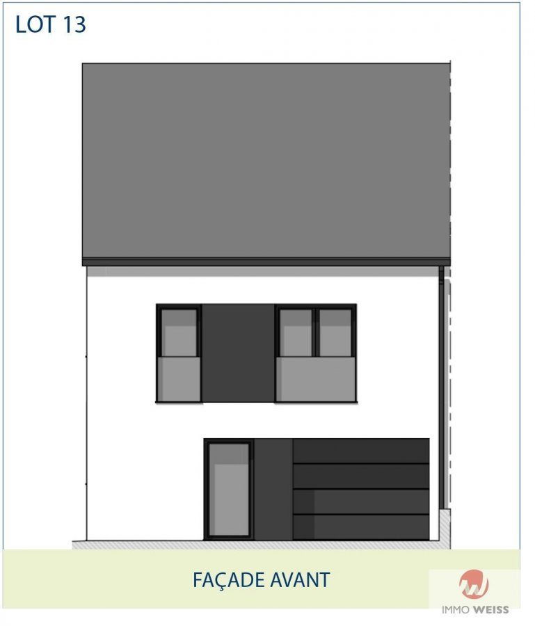 acheter maison jumelée 3 chambres 0 m² folschette photo 6