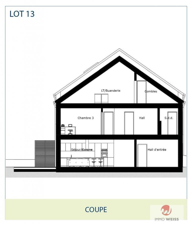 acheter maison jumelée 3 chambres 0 m² folschette photo 7