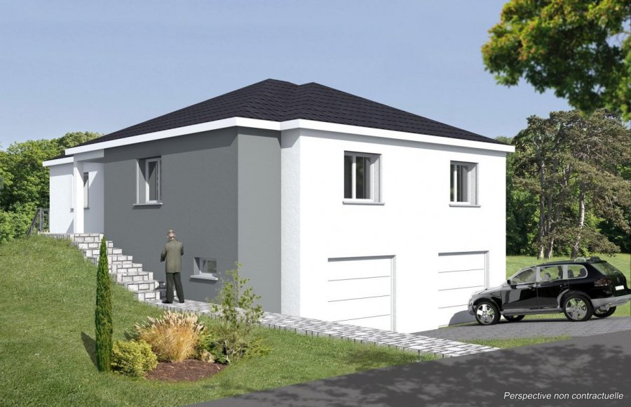acheter maison 5 pièces 100 m² longeville-lès-saint-avold photo 1