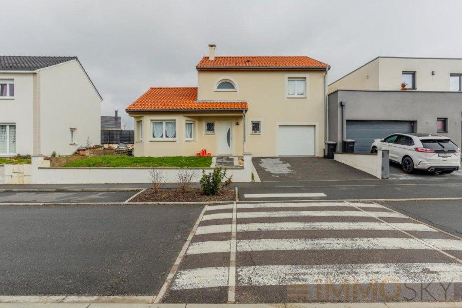 Maison à vendre F5 à Montoy flanville