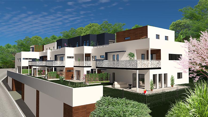 Appartement à vendre F4 à Illfurth