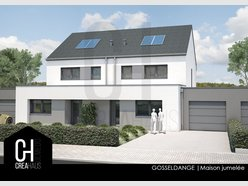 Semi-detached house for sale 4 bedrooms in Gosseldange - Ref. 6302316