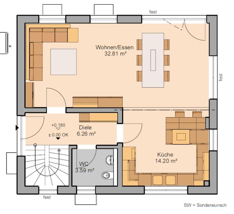 acheter maison 3 pièces 116 m² waldrach photo 6