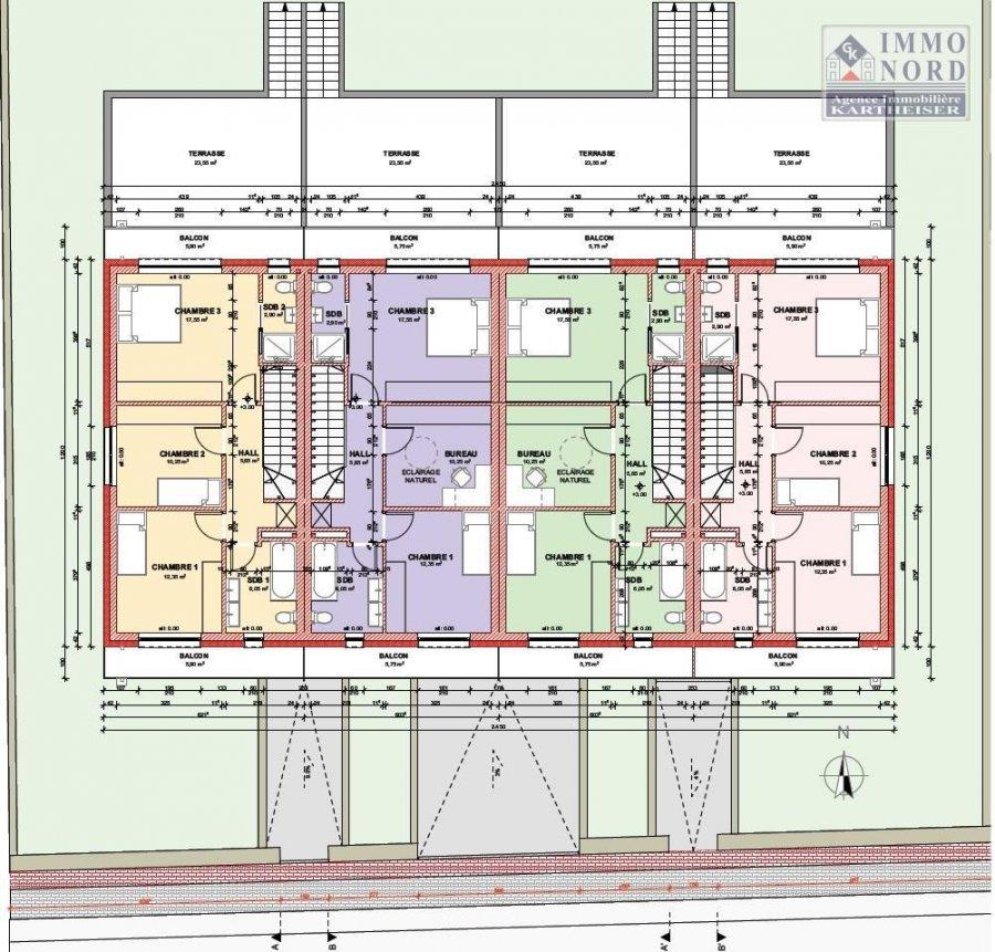 acheter maison mitoyenne 3 chambres 169.7 m² lorentzweiler photo 6
