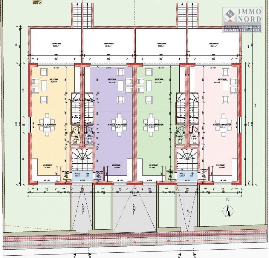 acheter maison mitoyenne 3 chambres 169.7 m² lorentzweiler photo 5