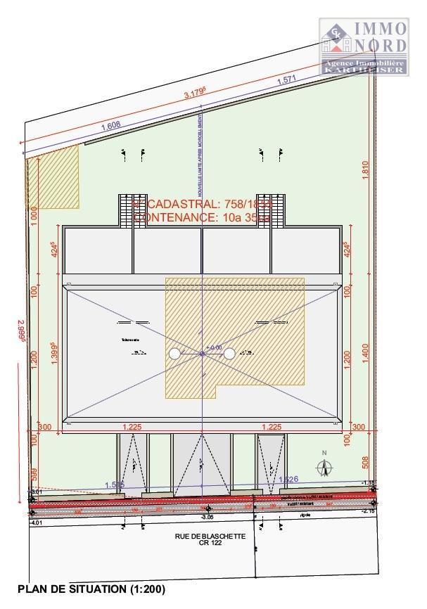 acheter maison mitoyenne 3 chambres 169.7 m² lorentzweiler photo 7