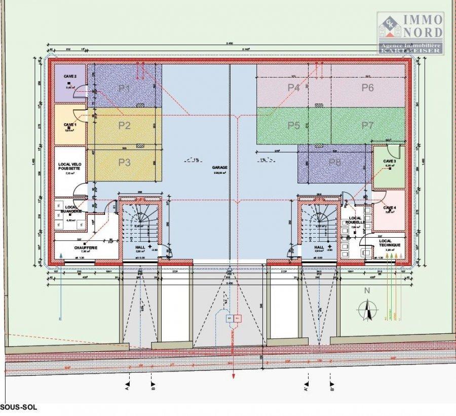 acheter maison mitoyenne 3 chambres 169.7 m² lorentzweiler photo 4