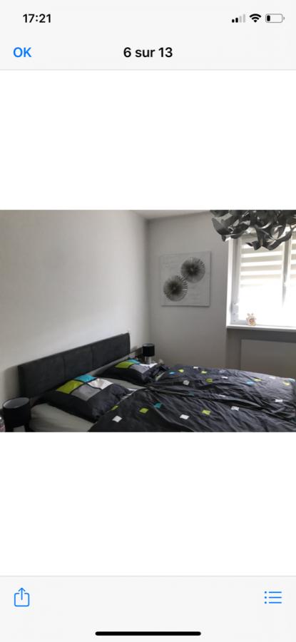 Appartement à louer F8 à Ottange