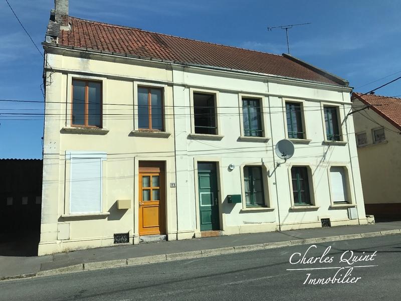 Maison individuelle en vente auchy l s hesdin 73 m for Acheter maison individuelle nord