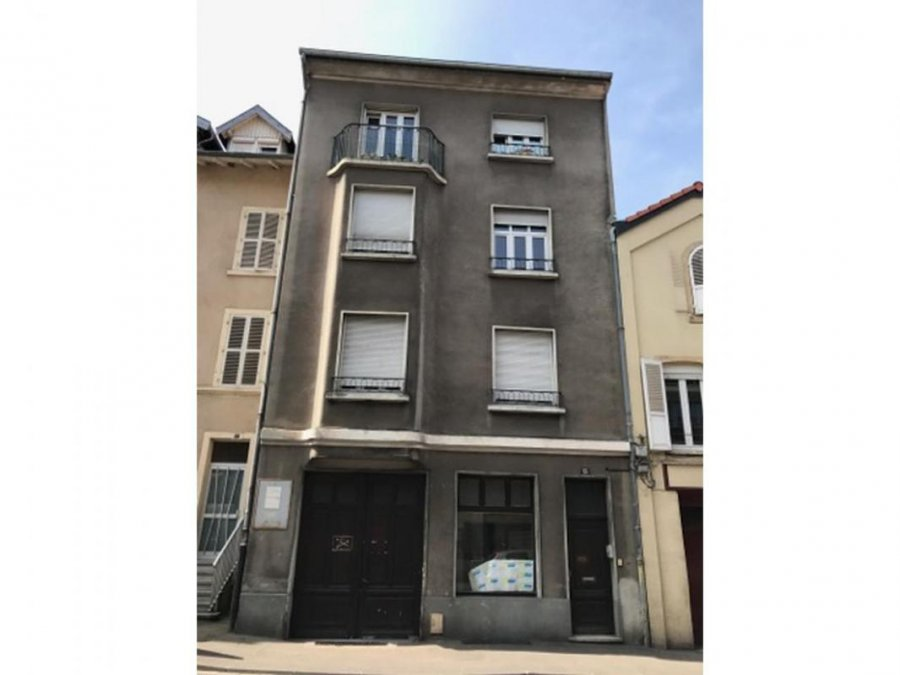 Fonds de Commerce à louer F2 à Metz