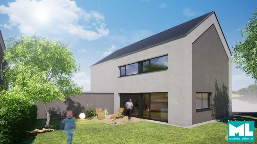 detached house for buy 4 bedrooms 170 m² berbourg photo 2