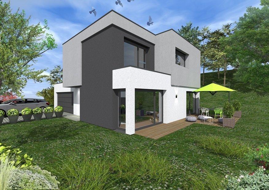 acheter maison individuelle 6 pièces 123 m² thil photo 1