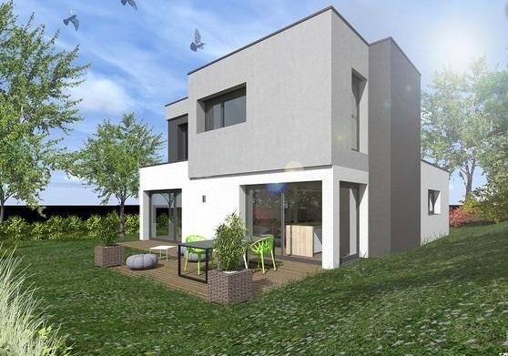 acheter maison individuelle 6 pièces 123 m² thil photo 2