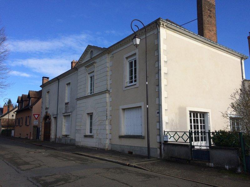 Maison à vendre F5 à Pontvallain