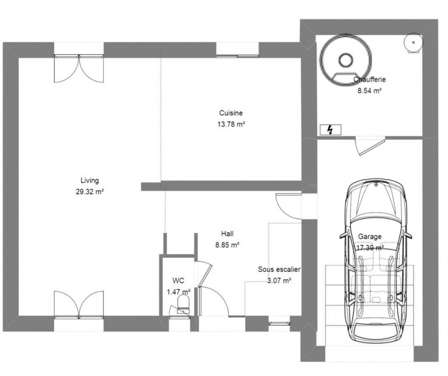 einfamilienhaus kaufen 3 schlafzimmer 0 m² wincrange foto 2