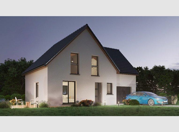 neuf maison 5 pi ces husseren les ch teaux haut rhin. Black Bedroom Furniture Sets. Home Design Ideas