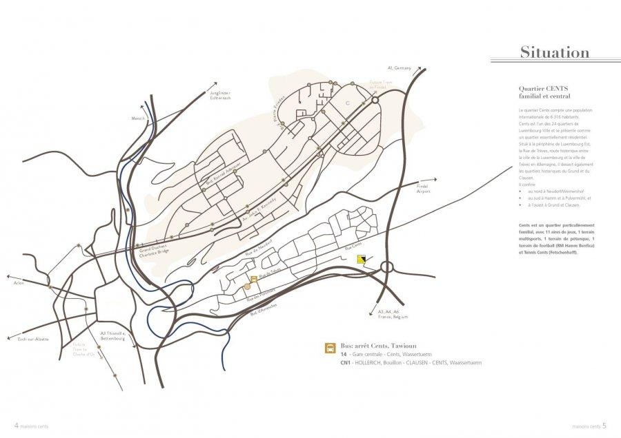 acheter maison mitoyenne 5 chambres 199.99 m² luxembourg photo 3