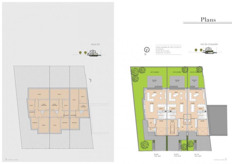 acheter maison mitoyenne 5 chambres 199.99 m² luxembourg photo 4