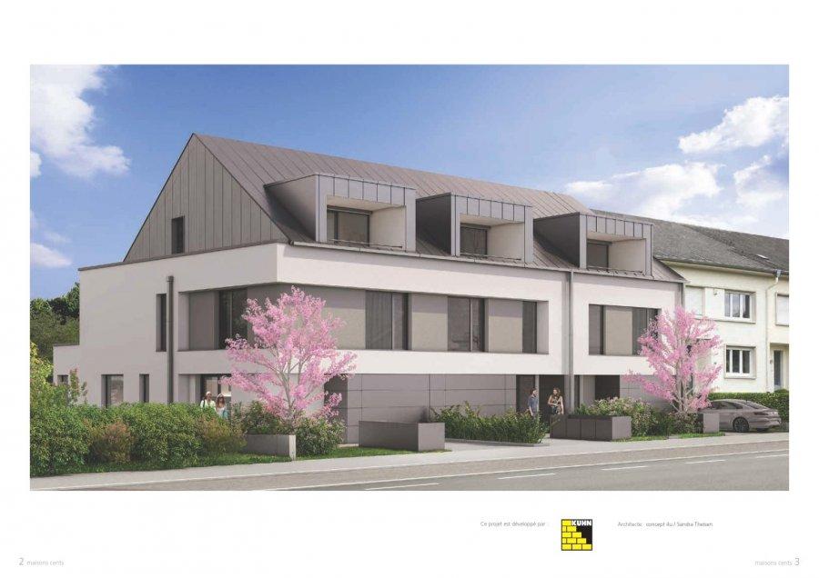 acheter maison mitoyenne 5 chambres 199.99 m² luxembourg photo 1