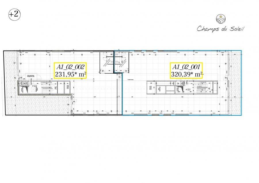 acheter bureau 0 chambre 695.25 m² steinfort photo 2