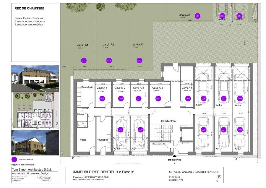 acheter appartement 2 chambres 100 m² bettendorf photo 5
