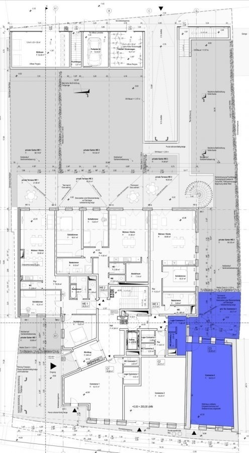 acheter local commercial 0 chambre 65.02 m² schifflange photo 2
