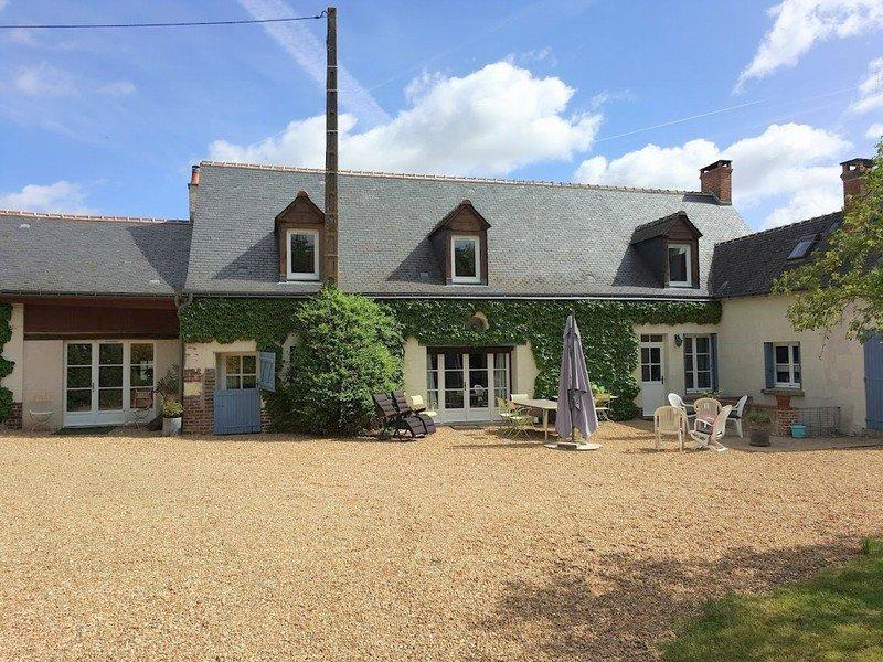 Maison à vendre F8 à Saint pierre du lorouer