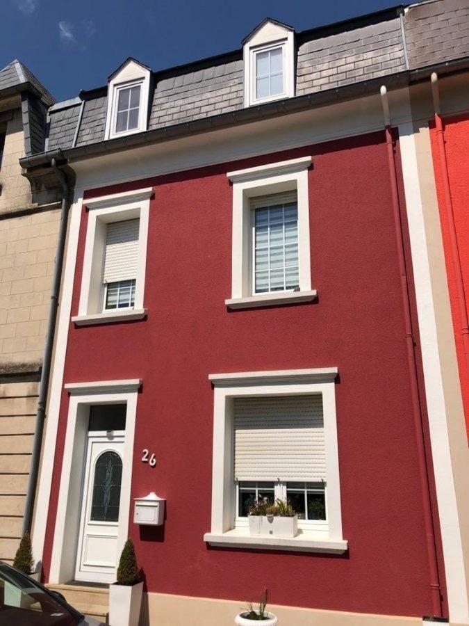 acheter maison mitoyenne 3 chambres 140 m² pétange photo 1