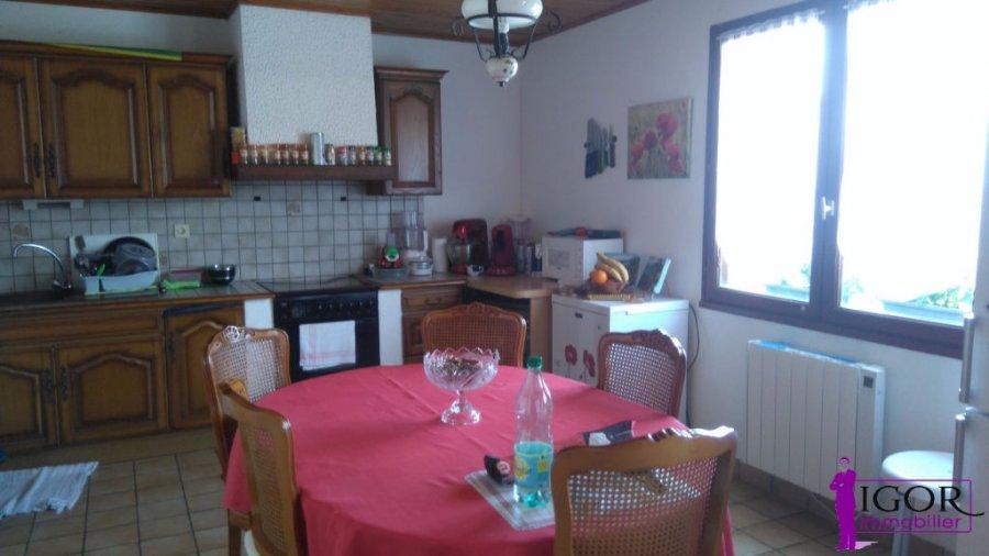 Maison à vendre F4 à Lusanger