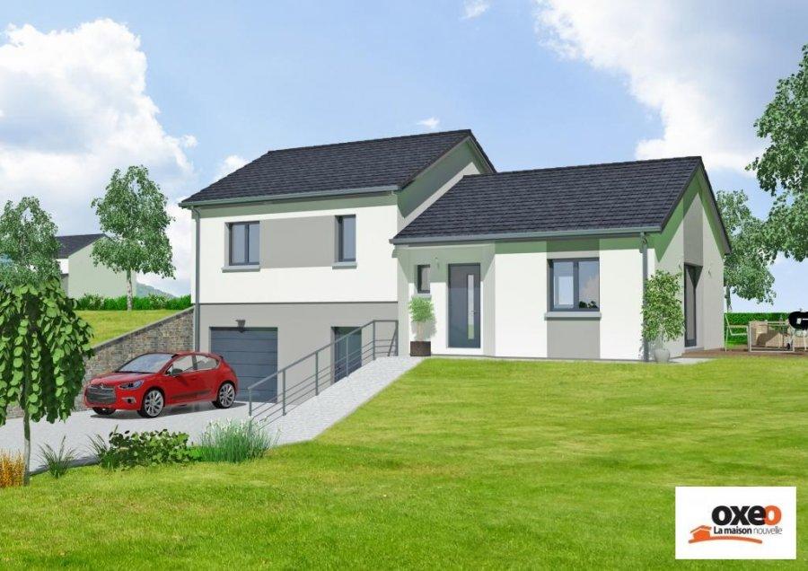 acheter maison individuelle 4 pièces 88 m² contrexéville photo 1