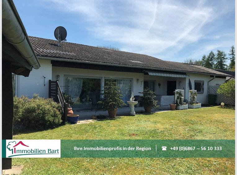 House for sale 7 rooms in Merzig (DE) - Ref. 7202940