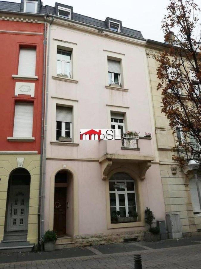 acheter maison mitoyenne 6 chambres 170 m² esch-sur-alzette photo 1