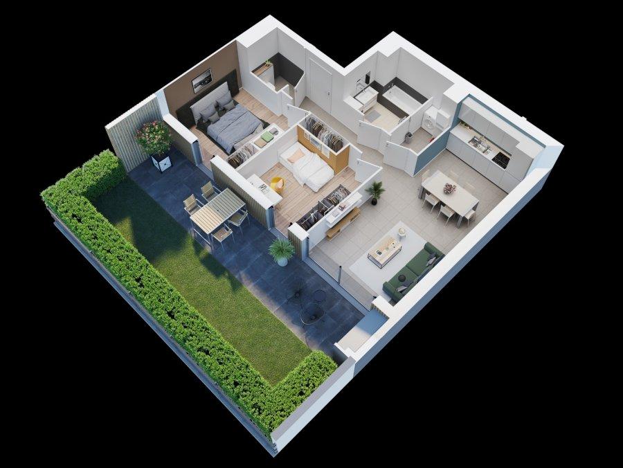 acheter appartement 3 pièces 63.5 m² thionville photo 3