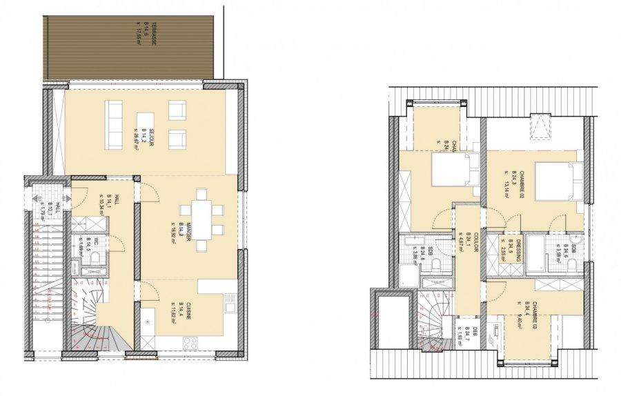 acheter appartement 3 chambres 126.23 m² niederanven photo 1