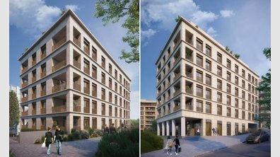 Apartment block for sale in Luxembourg-Gasperich - Ref. 6163836