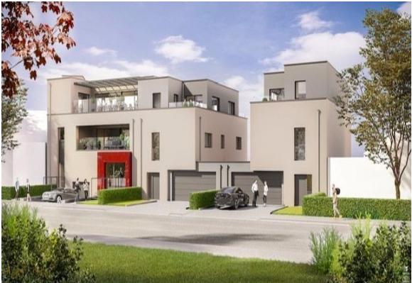 Penthouse à vendre 3 chambres à Bascharage