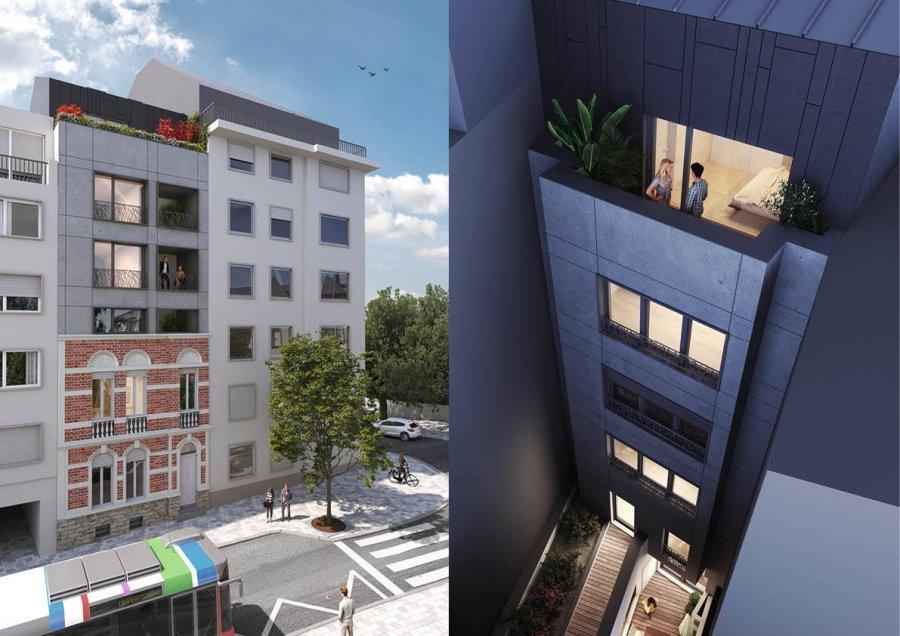 penthouse-wohnung kaufen 2 schlafzimmer 60 m² luxembourg foto 1