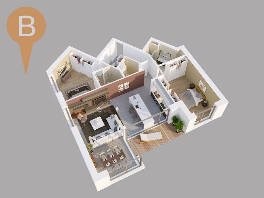 acheter appartement 2 chambres 164.57 m² hostert (niederanven) photo 4