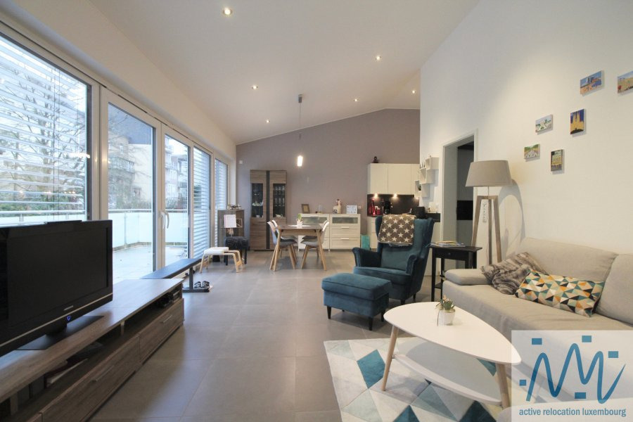 Appartement à louer 2 chambres à Luxembourg-Weimerskirch