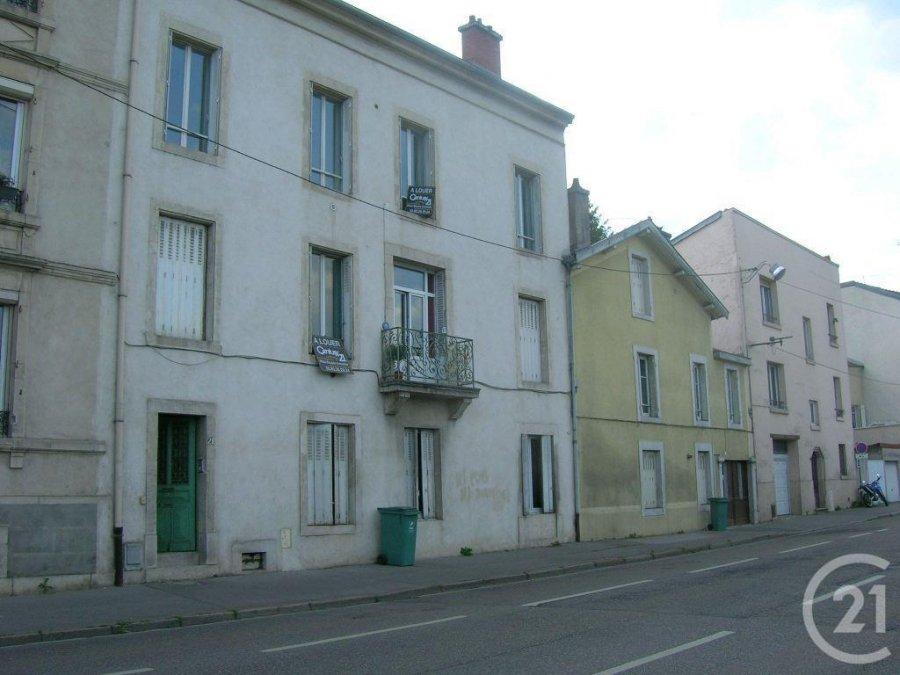 louer appartement 1 pièce 18.9 m² nancy photo 1